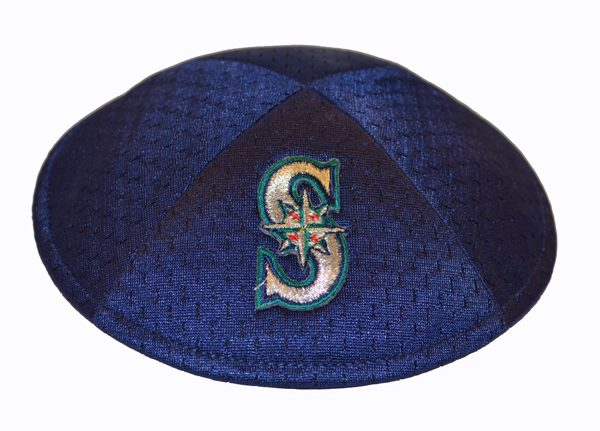 Kippah- Seattle Mariners