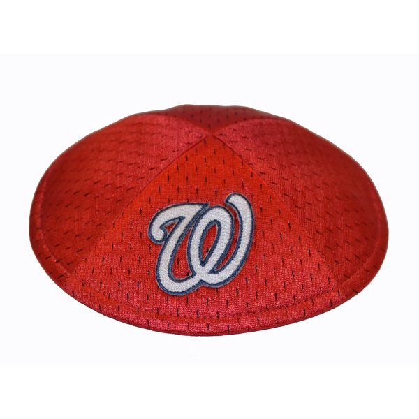 Kippah- Washington Nationals