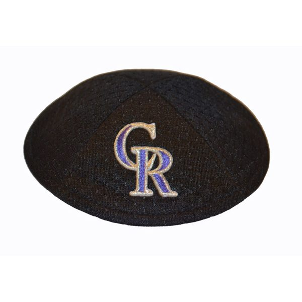 Kippah- Colorado Rockies
