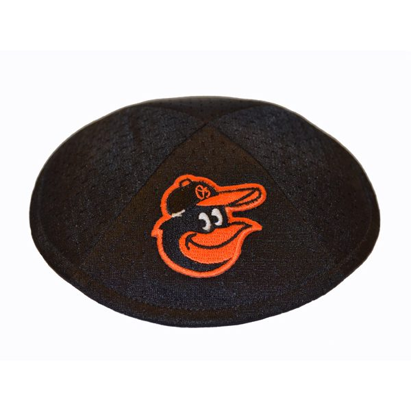 Kippah- Baltimore Orioles