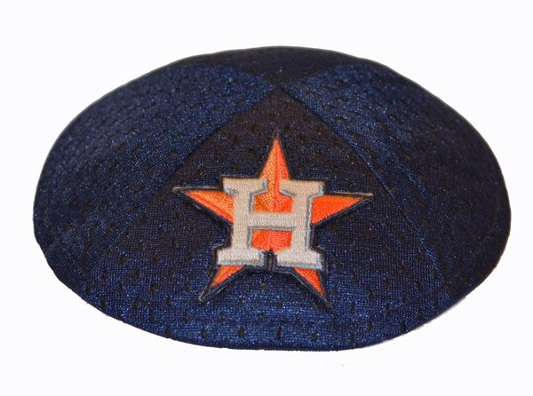 Kippah- Houston Astros