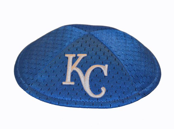 Kippah- Kansas City Royals