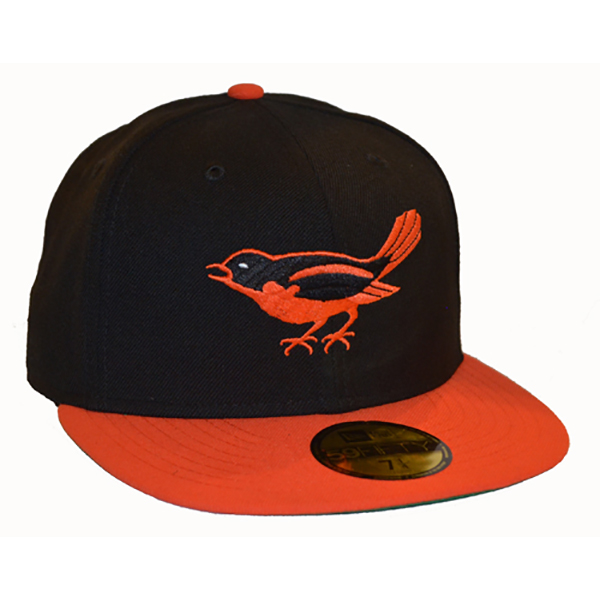 Baltimore Orioles 1958-62 Hat