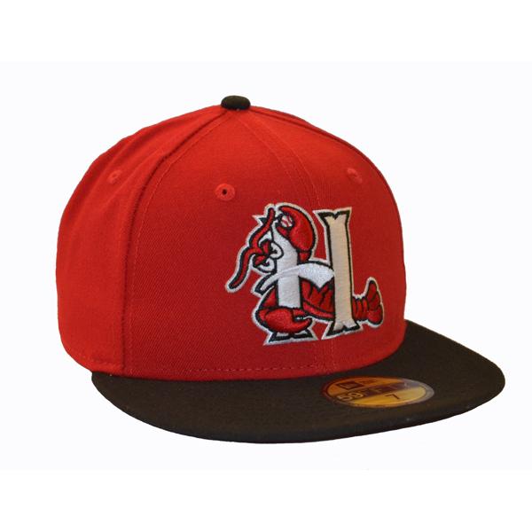 Hickory Crawdads Home Hat