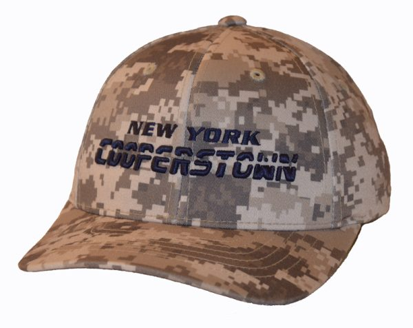 Cooperstown Performance Camo Hat