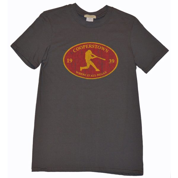 Men's Cooperstown Where It All Began Tee