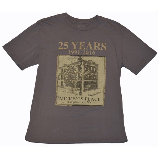 Men's Mickey's Place 25th Anniversary Tee