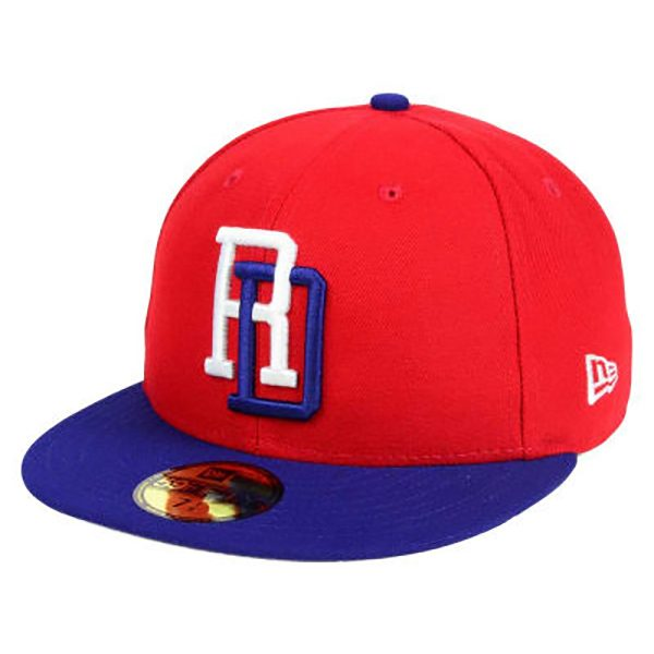 Dominican Republic 2017 World Baseball Classic Hat