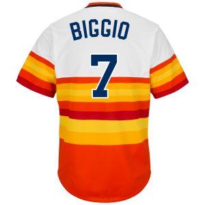 Houston Astros Craig Biggio #7