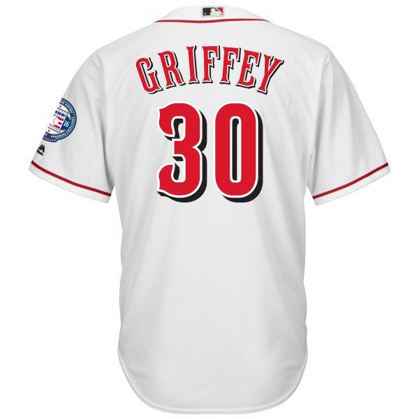Cincinnati Reds Ken Griffey Jr. #30