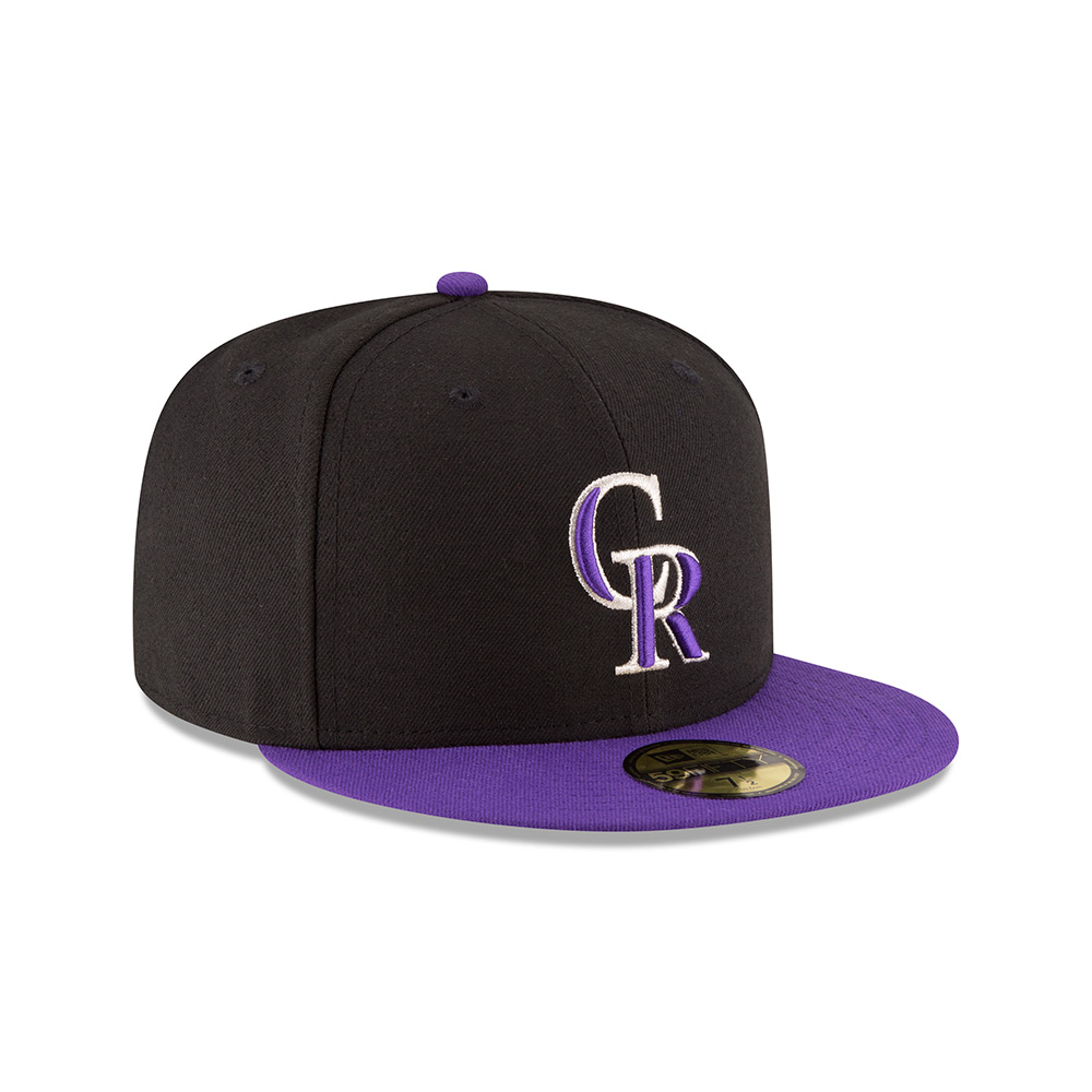 Colorado Rockies (Alternate) Hat - Mickey s Place f63ff661098