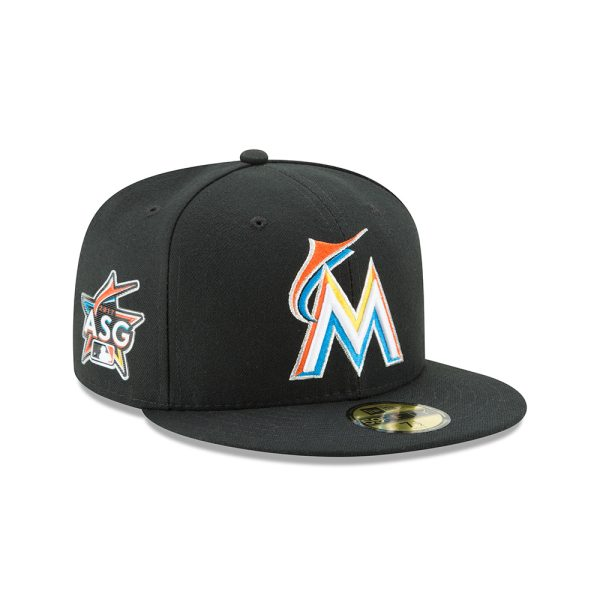 Miami Marlins (Home) Hat