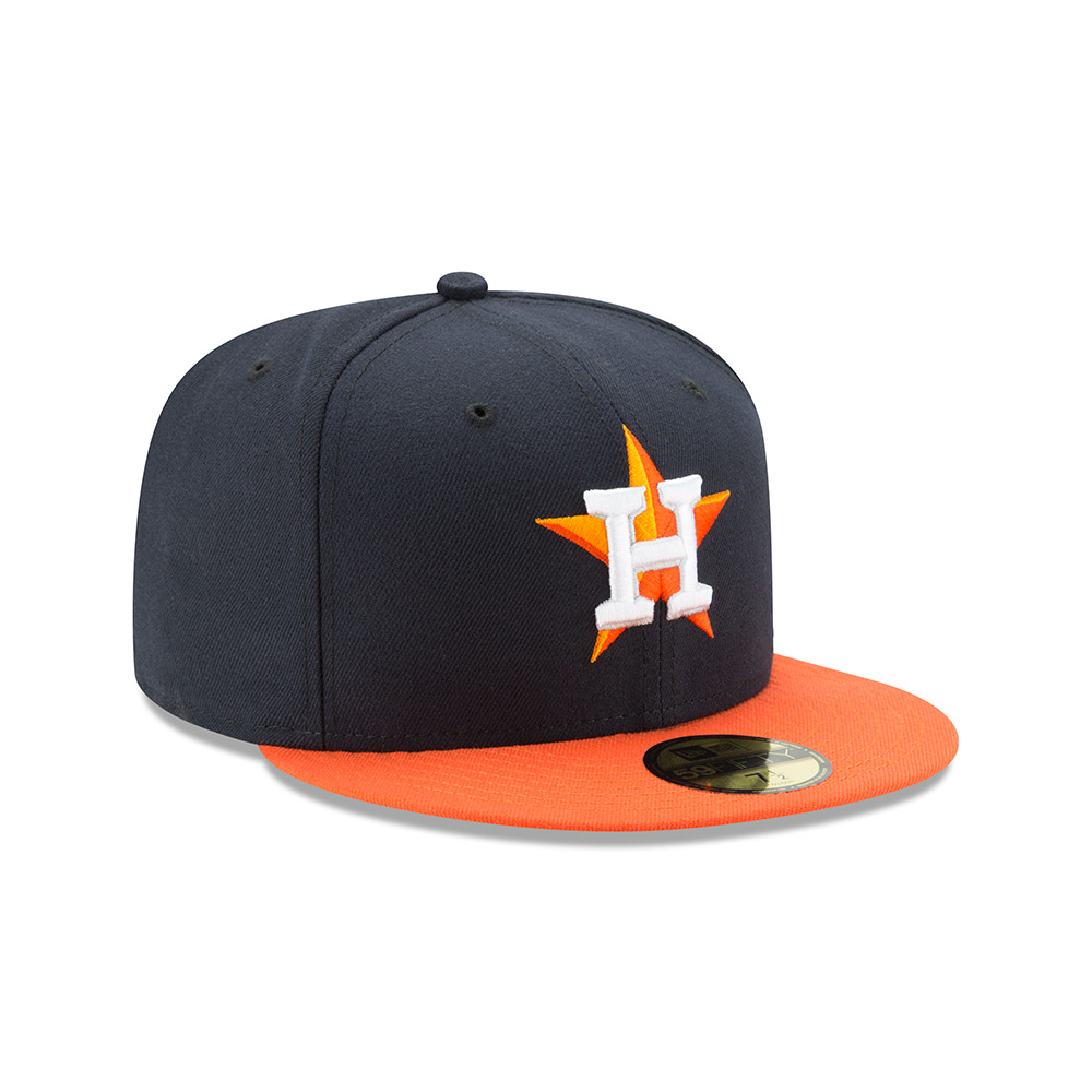 timeless design 4bd8a 695f1 Houston Astros (Road) Hat - Mickey s Place