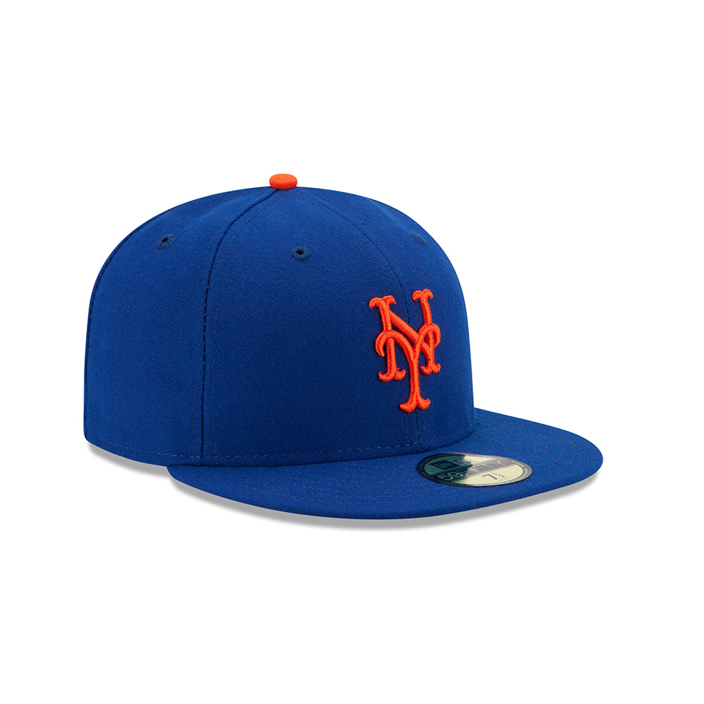 310c9808ddd New York Mets (Home) Hat - Mickey s Place