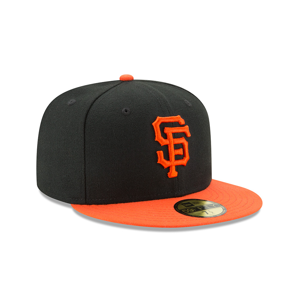 36f698d78 San Francisco Giants (Alternate) Hat - Mickey s Place