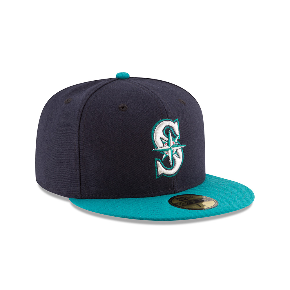 new style 0e78e f9f4d Seattle Mariners (Alternate) Hat - Mickey s Place