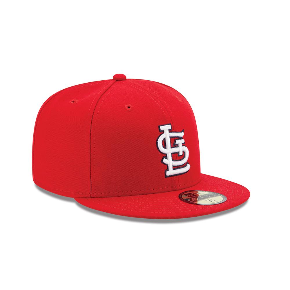super popular 3d73d 48223 St. Louis Cardinals (Home) Hat - Mickey s Place