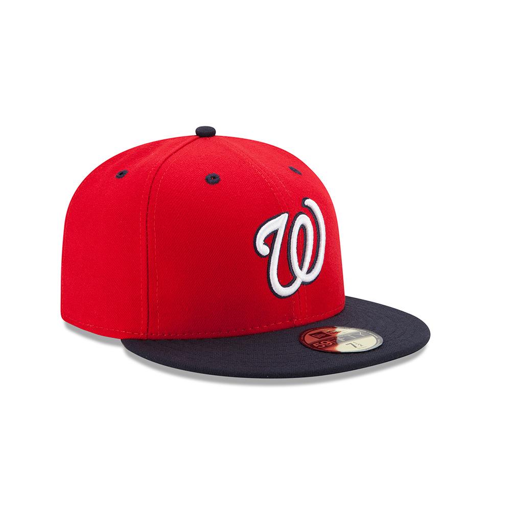 c04e6e259d6 Washington Nationals (Alternate 2) Hat - Mickey s Place