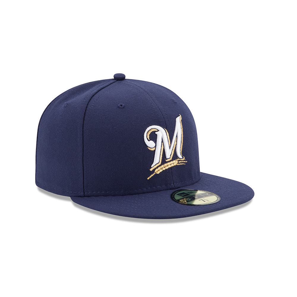 promo code 28a3e fd3d4 Milwaukee Brewers (Game) Hat - Mickey s Place