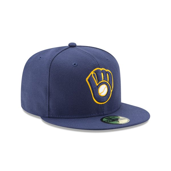 Milwaukee Brewers (Alternate 2) Hat