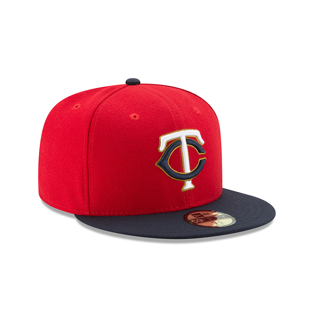 check out 012ec 300f0 Minnesota Twins (Alternate 2) Hat - Mickey s Place