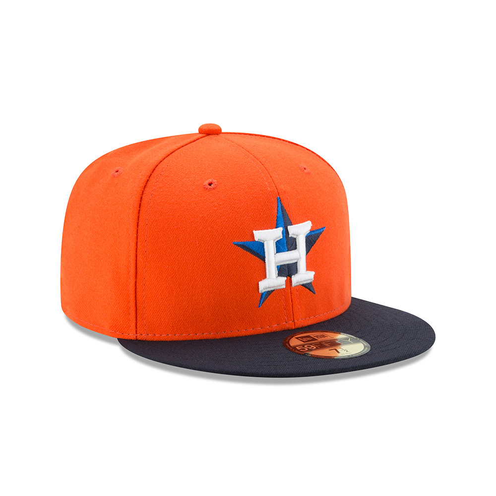 Houston Astros (Alternate) Hat - Mickey s Place a1ebcf1ffcf