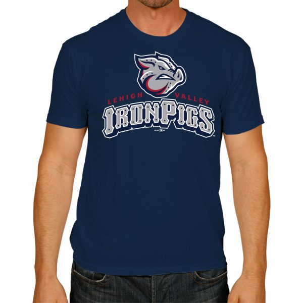 Lehigh Valley Ironpigs Tee