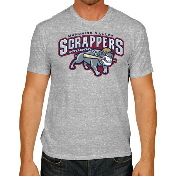 Mahoning Valley Scrappers Tee
