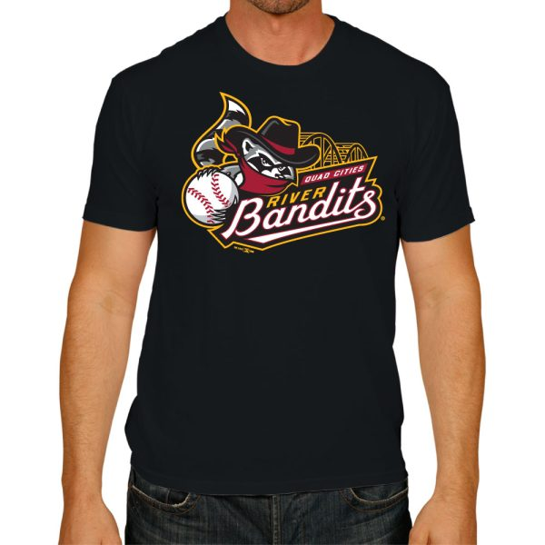 Quad Cities River Bandits Tee