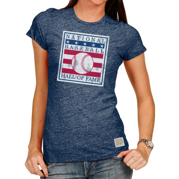 Baseball HOF Women's Tee