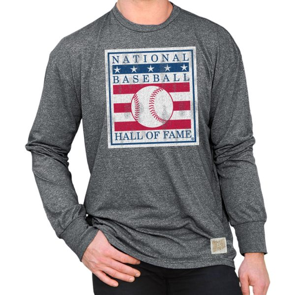 Baseball HOF Long Sleeve Tee