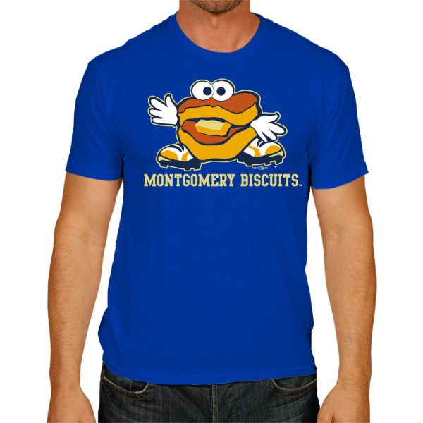 Montgomery Biscuits Tee