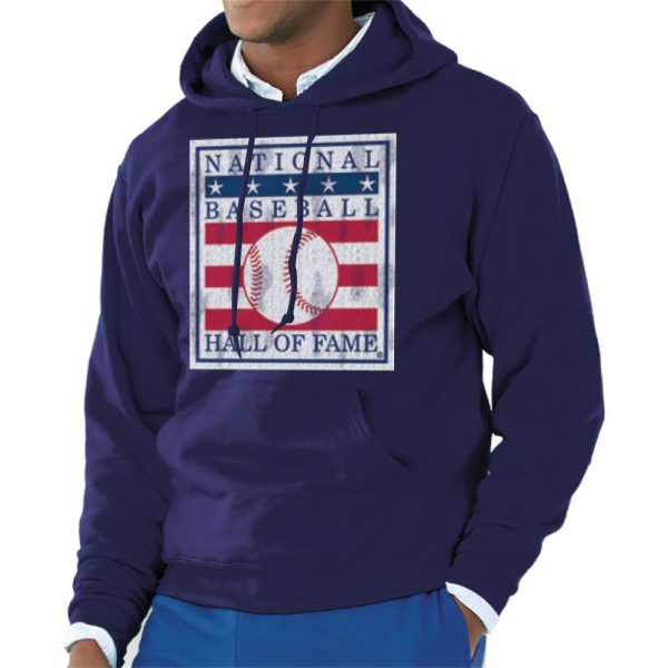 Baseball HOF Hooded Sweatshirt
