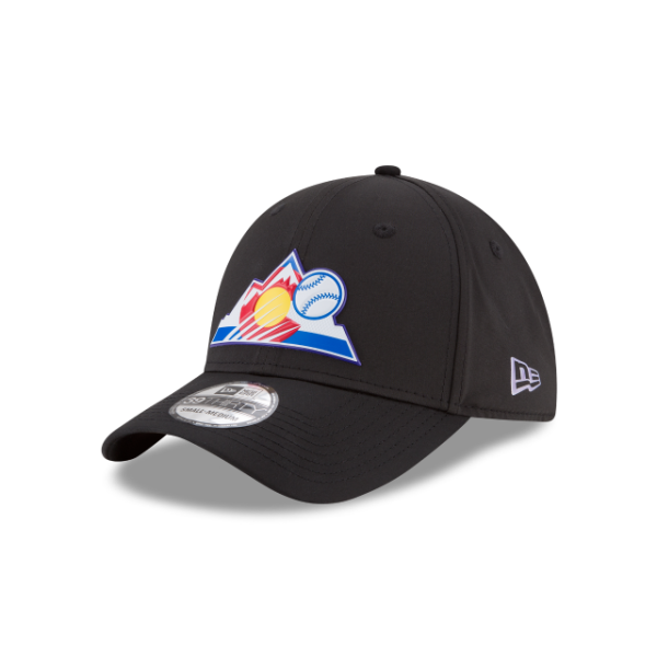 Colorado Rockies Prolight Batting Practice Hat