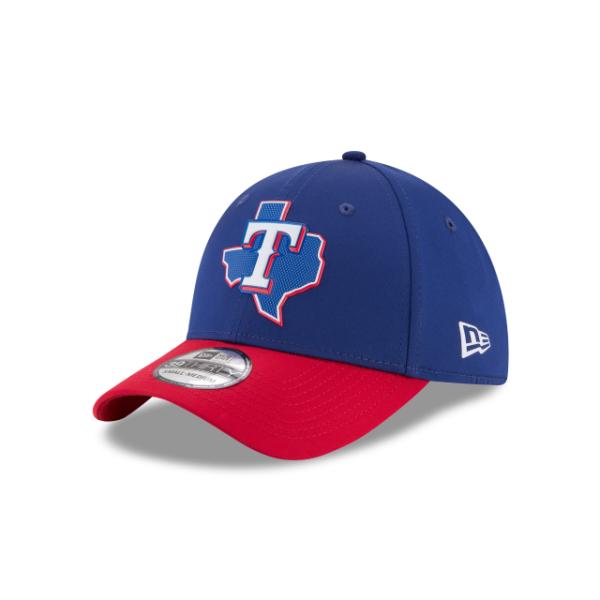 Texas Rangers Prolight Batting Practice Hat