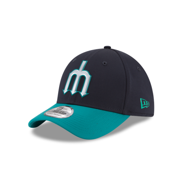 Seattle Mariners Prolight Batting Practice Hat