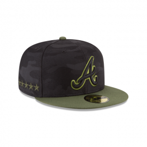 Atlanta Braves 2018 Memorial Day Hat