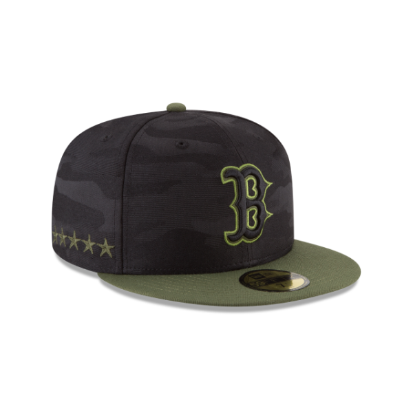 Boston Red Sox 2018 Memorial Day Hat