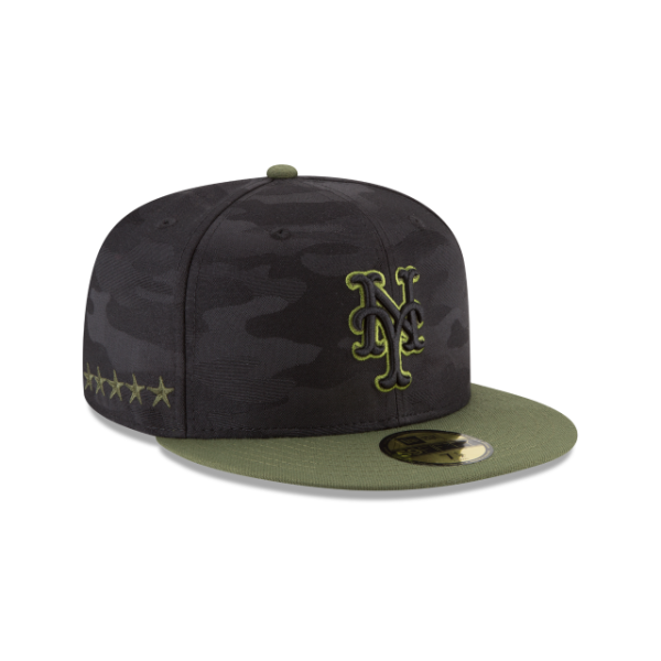 New York Mets 2018 Memorial Day Hat