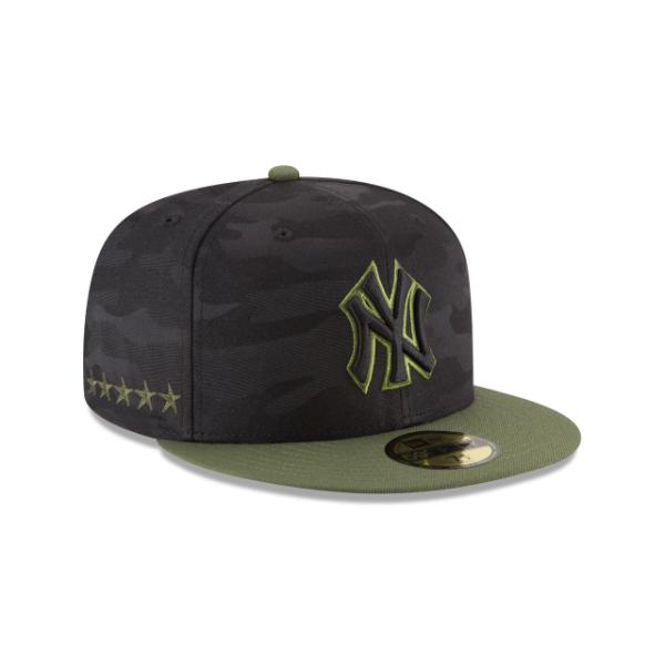 New York Yankees 2018 Memorial Day Hat