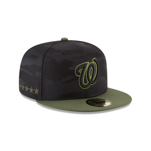 Washington Nationals 2018 Memorial Day Hat