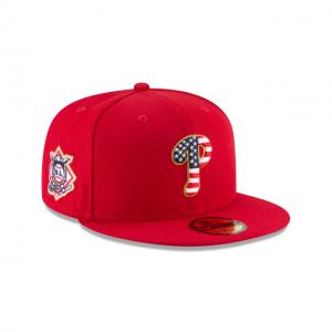 Philadelphia Phillies 2018 July 4th Hat