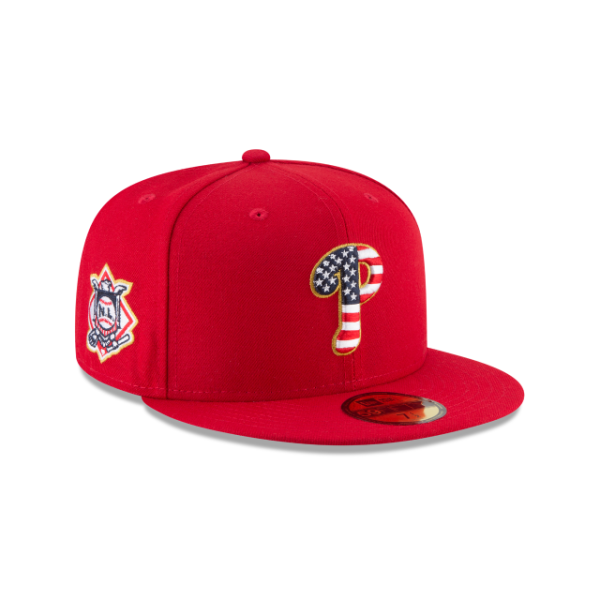 Philadelphia Phillies 2018 July 4th Hat
