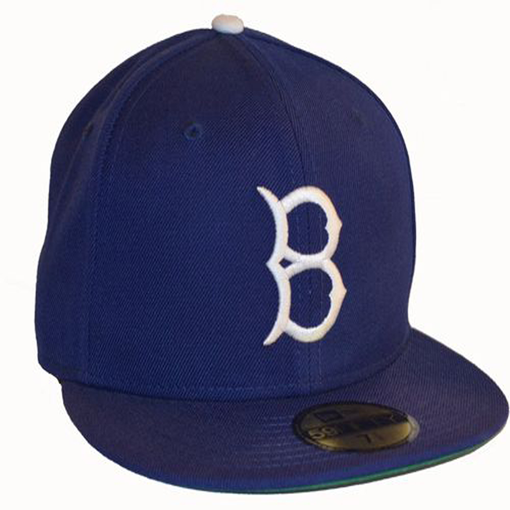 Brooklyn Dodgers 1938-1957 Hat - Mickey s Place 74993ef65ae